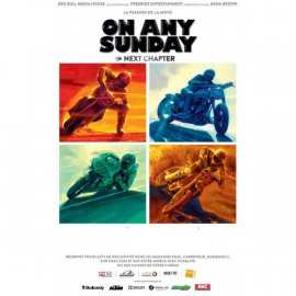 "DVD moto : On any sunday ""the next chapter"""