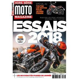 Moto Magazine : Hors-série Essais 2018