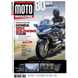 Moto Magazine n° 344 - Février 2018 - version PDF
