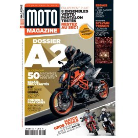 Moto Magazine n° 342 - Novembre 2017 - version PDF
