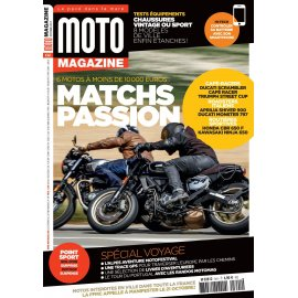 Moto Magazine n° 341 - Octobre 2017 - version PDF