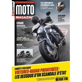 Moto Magazine n° 336 - Avril 2017