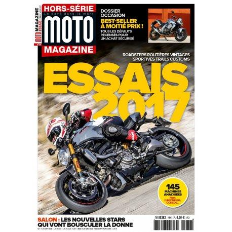 Moto Magazine : Hors-série Essais 2017