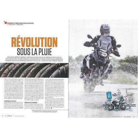 Moto Magazine n° 329 – Juillet Août 2016