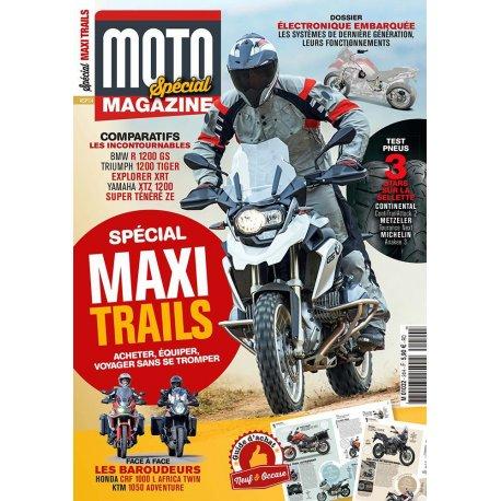 Moto Magazine SPECIAL MAXI TRAILS – Mai 2016