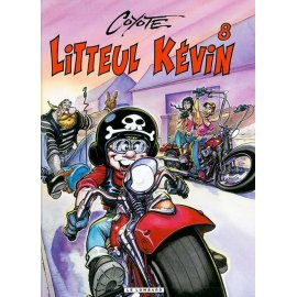 BD moto Litteul Kevin - Tome 8