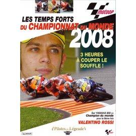 DVD moto n° 15 : Toute la saison MotoGP 2008