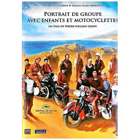 DVD Portrait de groupe avec enfants et motocyclettes (Bande annonce)