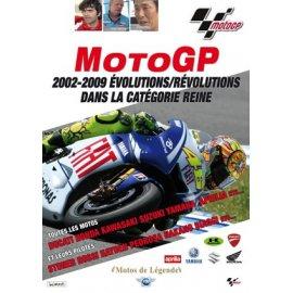 DVD moto n° 22 - MotoGP : 2002-2009 évolutions/révolutions