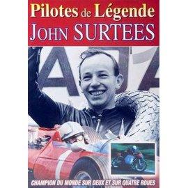 John Surtees : le seul champion du monde moto sur MV et Formule 1 sur Ferrari - Titré en moto et en formule 1