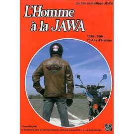 DVD moto documentaire : L'Homme à la Jawa