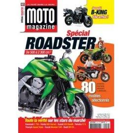 Moto Mag spécial : Roadster 2007