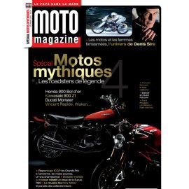 Moto mag spécial : Motos Mythiques 4 (2009/2010)