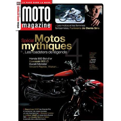 Numéro spécial : Motos Mythiques 4 (2009/2010)