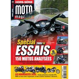 Moto Mag : Hors-série Essais 2009-2010