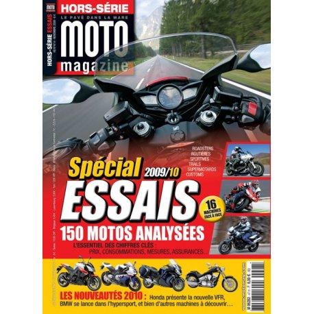 MOTO MAG Hors Série Essais 2009-2010