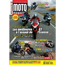 Moto Magazine n°269 - juillet/août 2010