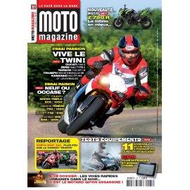 Moto Magazine n° 271 - octobre 2010