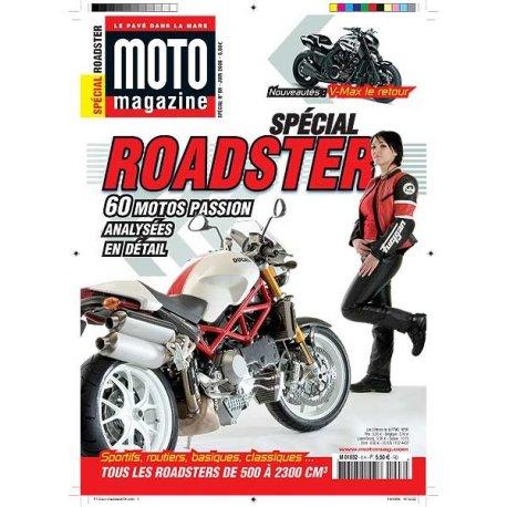 Moto Mag spécial : Roadster 2006