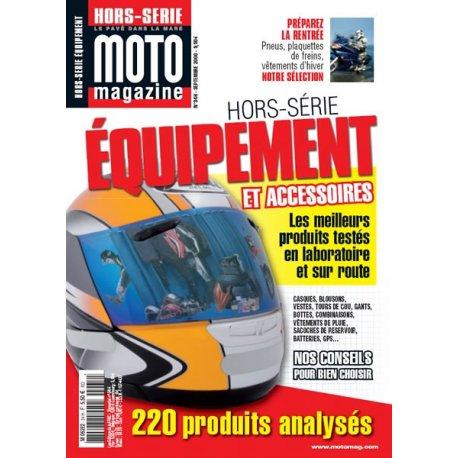 Moto Mag : Hors Série Conso 2006 - Equipement et accessoires
