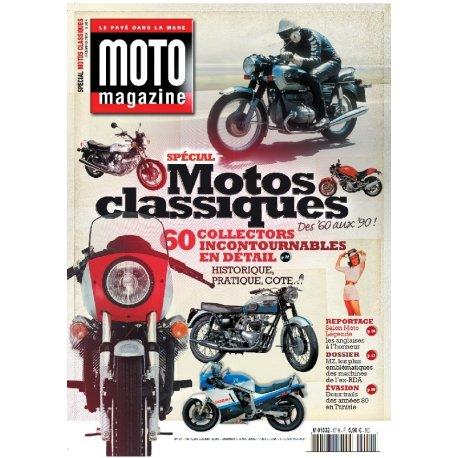 Numéro spécial : Motos Classiques (2010/2011)