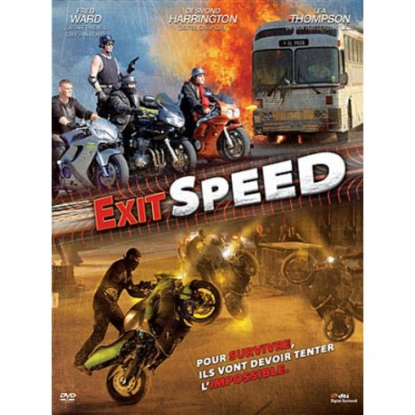 DVD EXIT SPEED
