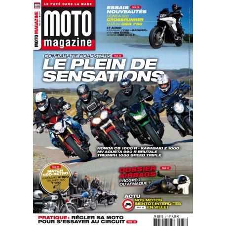 Moto Magazine n° 277
