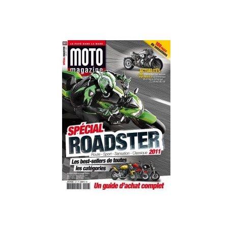 Spécial Roadster 2011