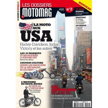 dossier de motomag : USA