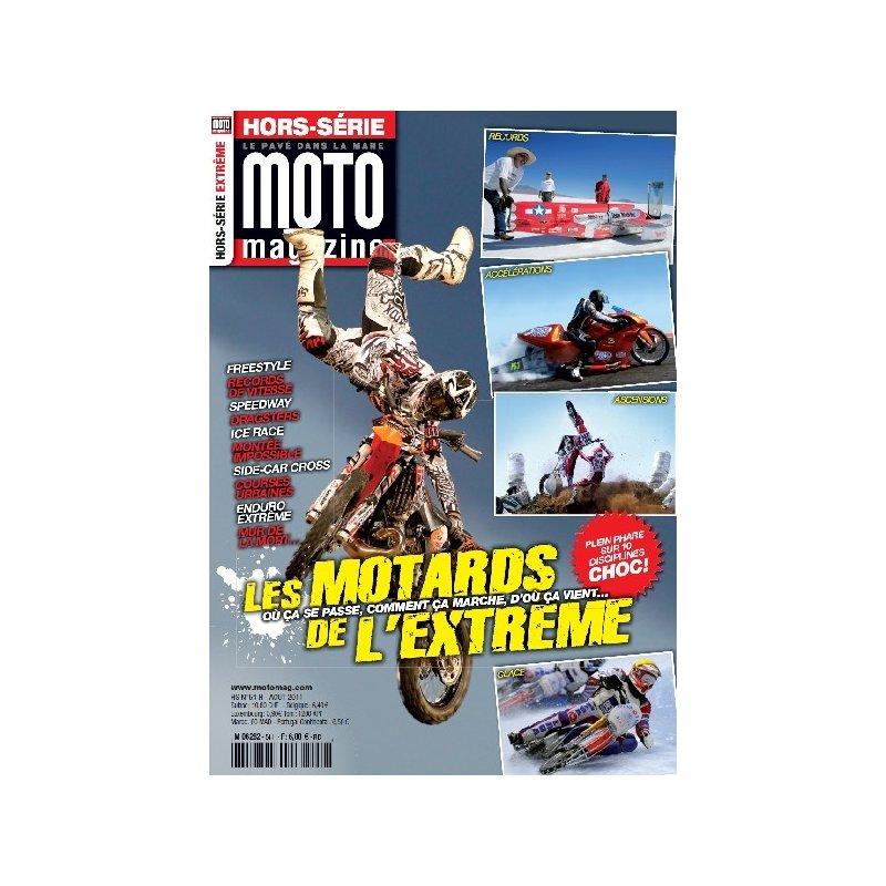 vente moto magazine sport les motards de l 39 extr me tourist trophy ice race. Black Bedroom Furniture Sets. Home Design Ideas