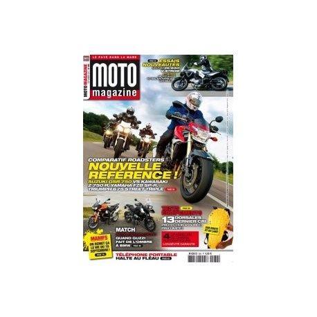 Moto Magazine n° 280 - Septembre 2011