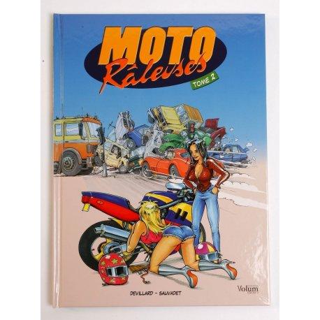 BD Moto Râleuses Tome 2