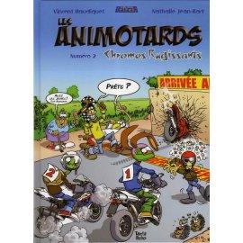 BD avec défaut d'aspect : Animotards tome 2