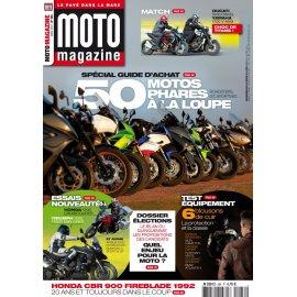 Moto Magazine n° 286 - Avril 2012