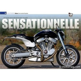 Essai WAKAN One hundred Roadster : Sensationnelle ! (2010)