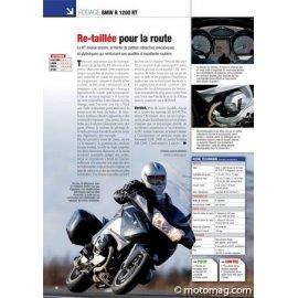 Essai BMW R 1200 RT : Re-taillée pour la route (2010)
