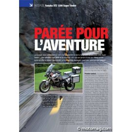 Essai YAMAHA XTZ 1200 Super Ténéré : Pour l'aventure (2010)