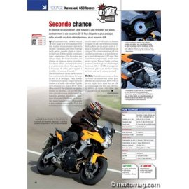 Essai KAWASAKI 650 Versys : Seconde chance (2010)