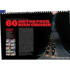 Essai guide d'achat 2010 : 60 motos pour bien choisir