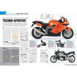Essai fiabilité BMW K 1200 S, R et R Sport : des points à vérifier (2010)