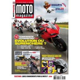 Moto Magazine n°288 – Juin 2012
