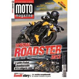 Moto Magazine spécial : Roadster 2012