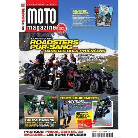 Moto Magazine n° 289 - Juin Juillet 2012
