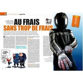 """14 """"gants été"""" homme et femme au crash-test (2010)"""