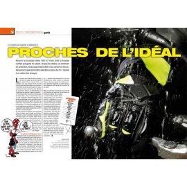 10 gants moto mi-saisons (2011)