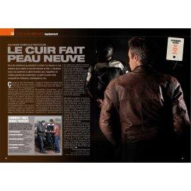 6 blousons touring plus protecteurs (2012) : Bering - Ixon - Dainese - Furygan - Soubirac - BMW