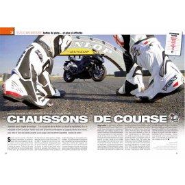 9 paires de bottes racing comparées pour un usage circuit/route. (2012) : Forma - TCX ...