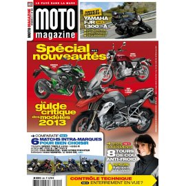 Moto Magazine n° 292 - novembre 2012