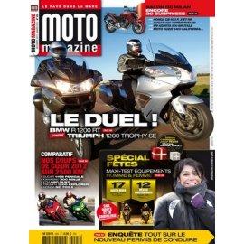 Moto Magazine n° 293 - décembre 2012/janvier 2013