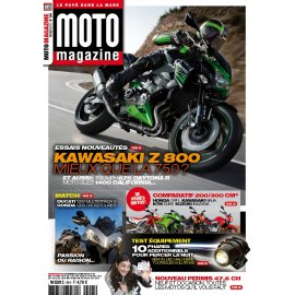 Moto Magazine n° 294 – Février 2013